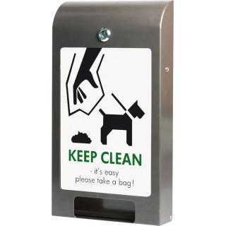 Beholder til toalettposer hundeavfall