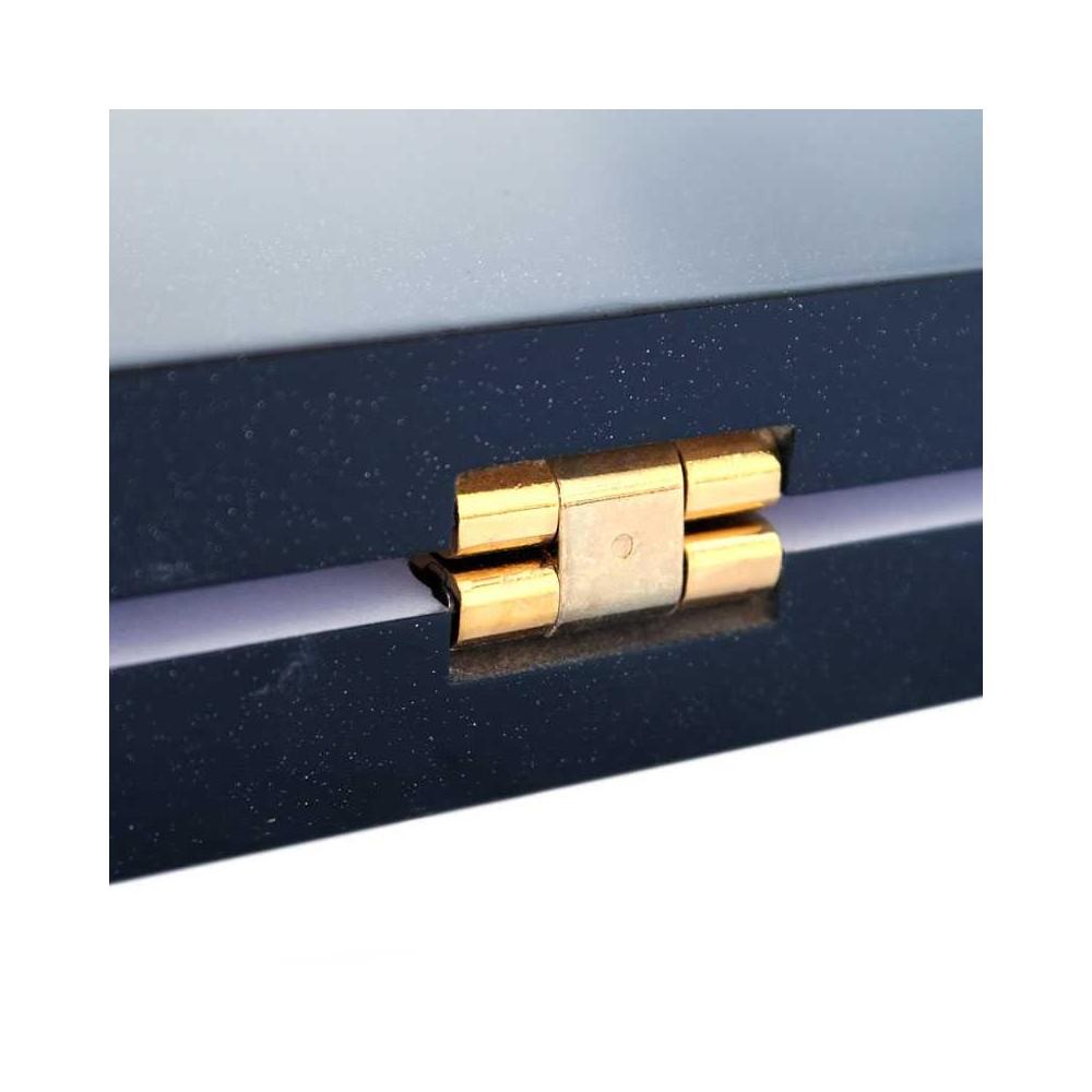 Messebord sammenleggbart Stort, bordplate kan brettes i to