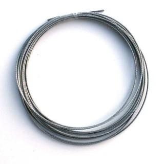 Wire til oppheng, selges i ønsket lengde