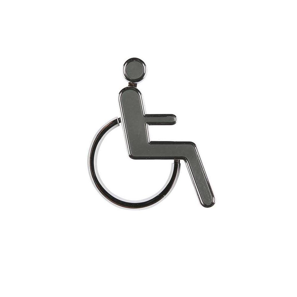 Toalett skilt Handicap