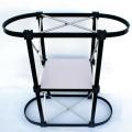 Messebord sammenleggbart, uten bordplate og print