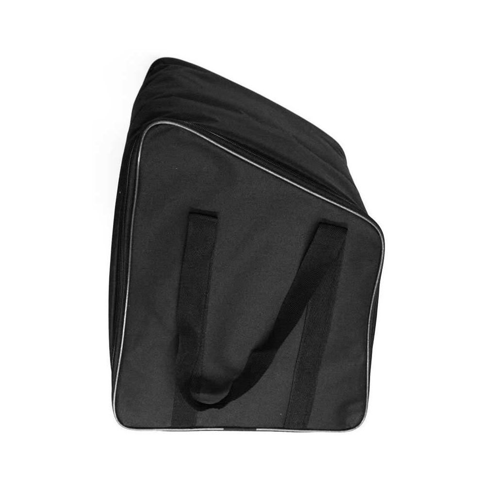 Transportabelt brosjyrestativ akryl bag