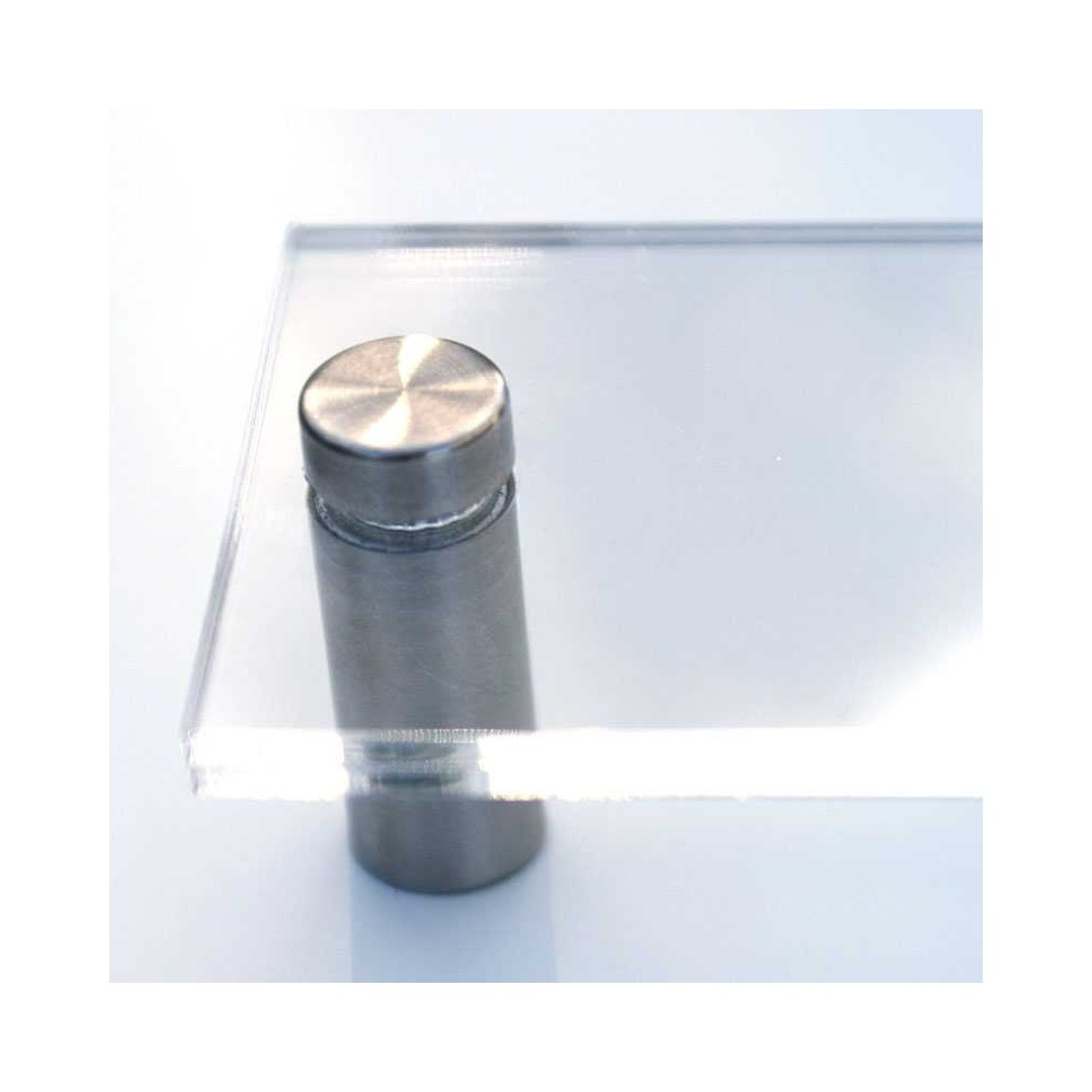 Dørskilt i akryl, detalj 5 x 20 cm skilt