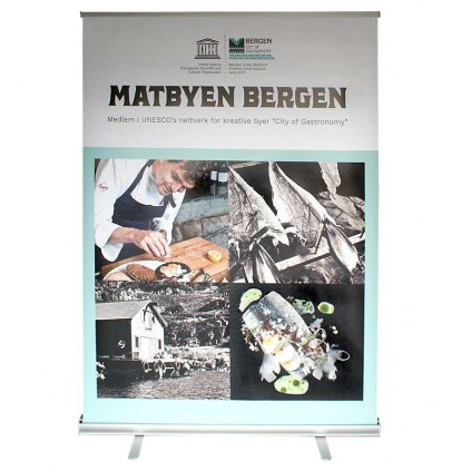 Stor roll-up 150 cm