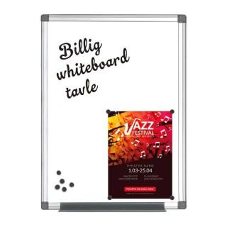 Billig whiteboardtavle
