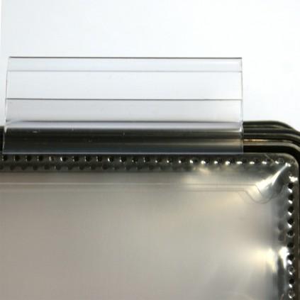 Pakke med index tab - til å sette på rammene til bord og veggstativ