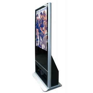Digital monitor. Halv pris