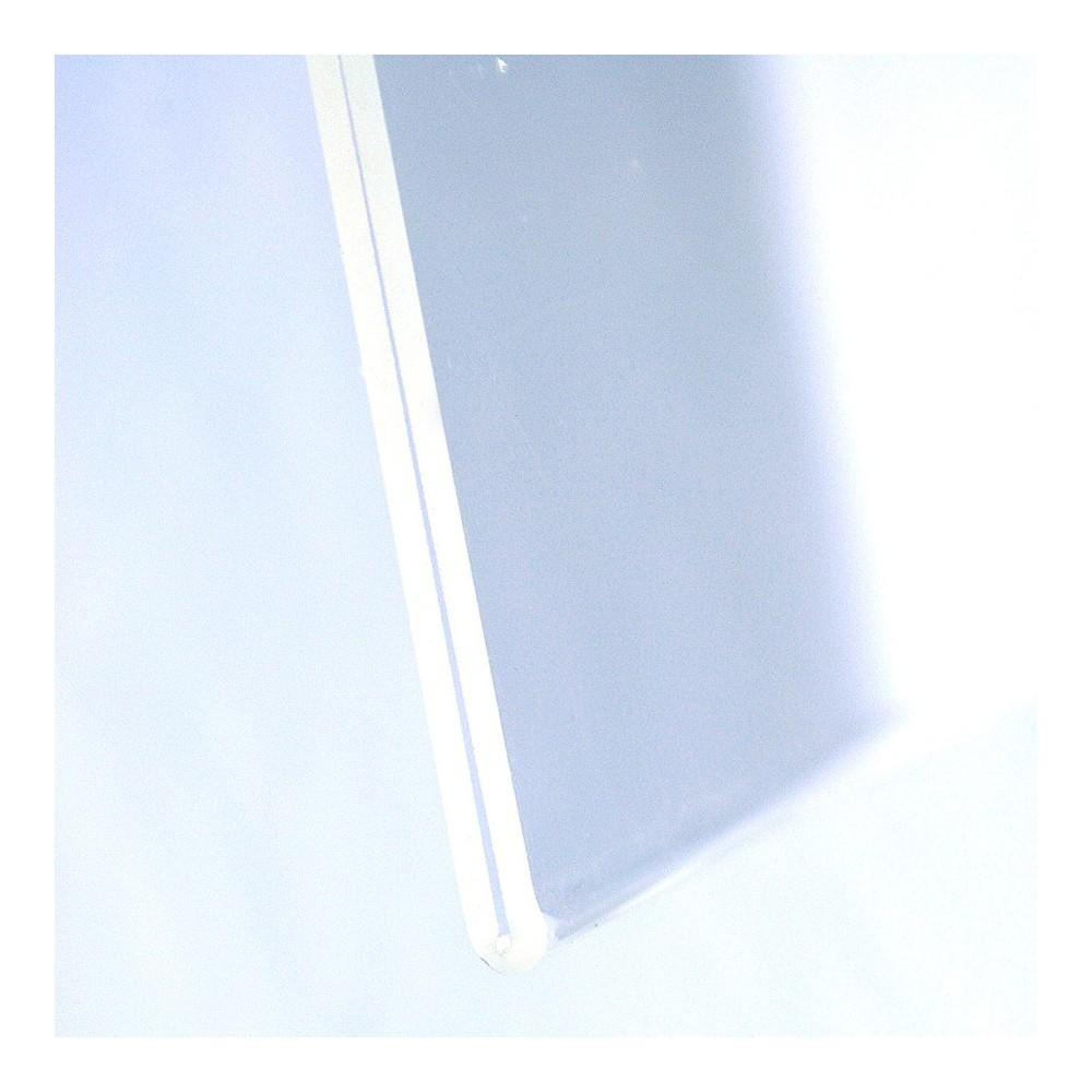 Plakat lomme plexi, er produsert i 2mm plexiglass