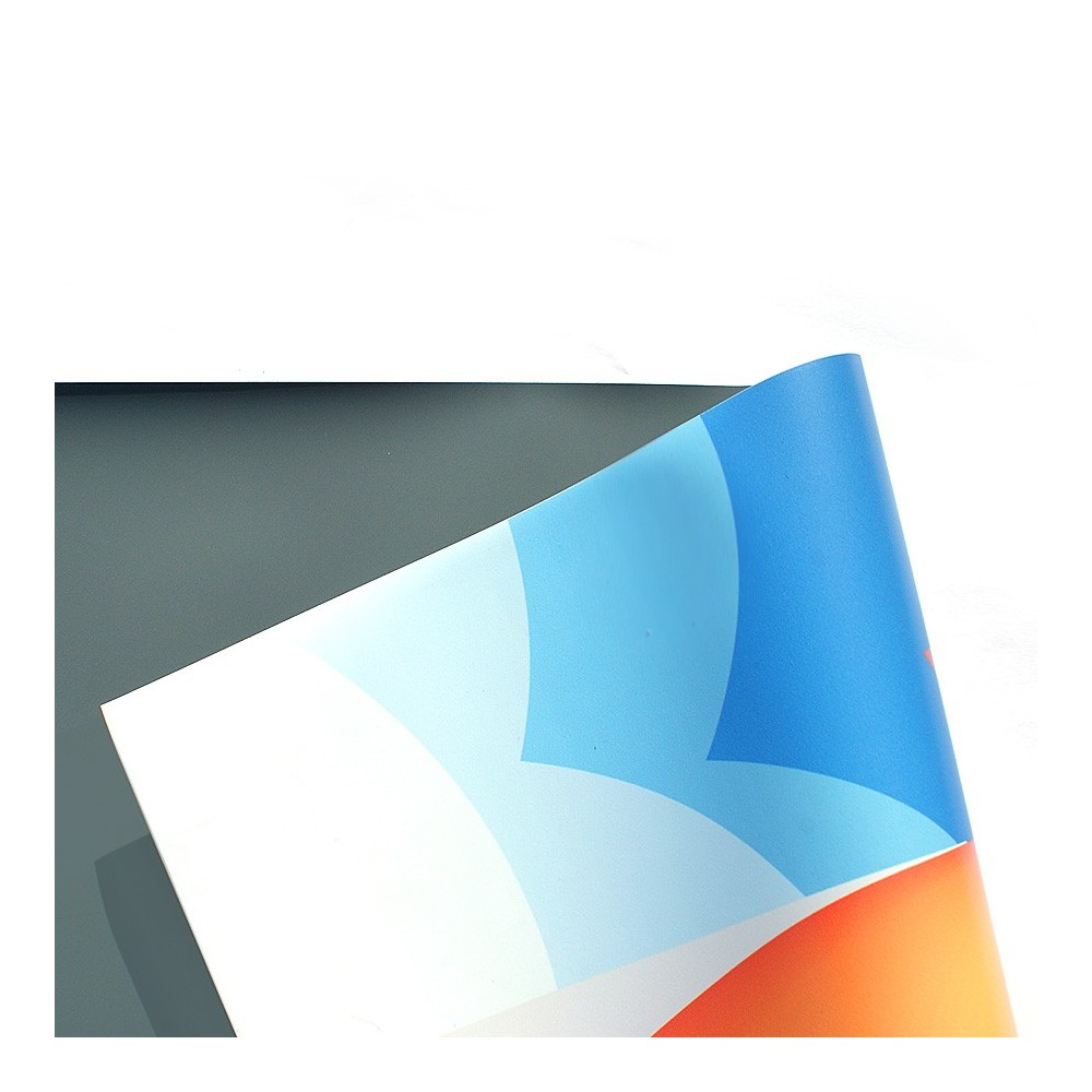4-farge trykk plakater