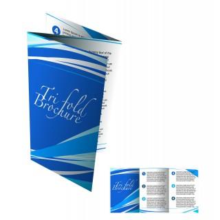 Folder 10x21 cm