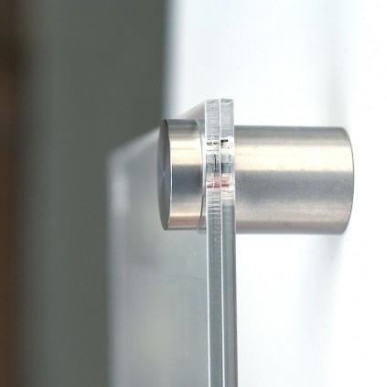 Avstandsstykker rustfri i bruk sammen med skruehette
