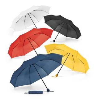 Paraply med logo