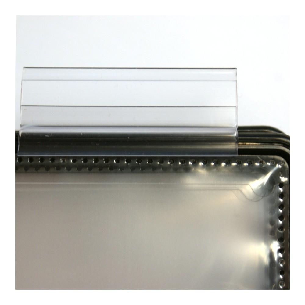 Veggstativ med plastlomme A4 for innstikk