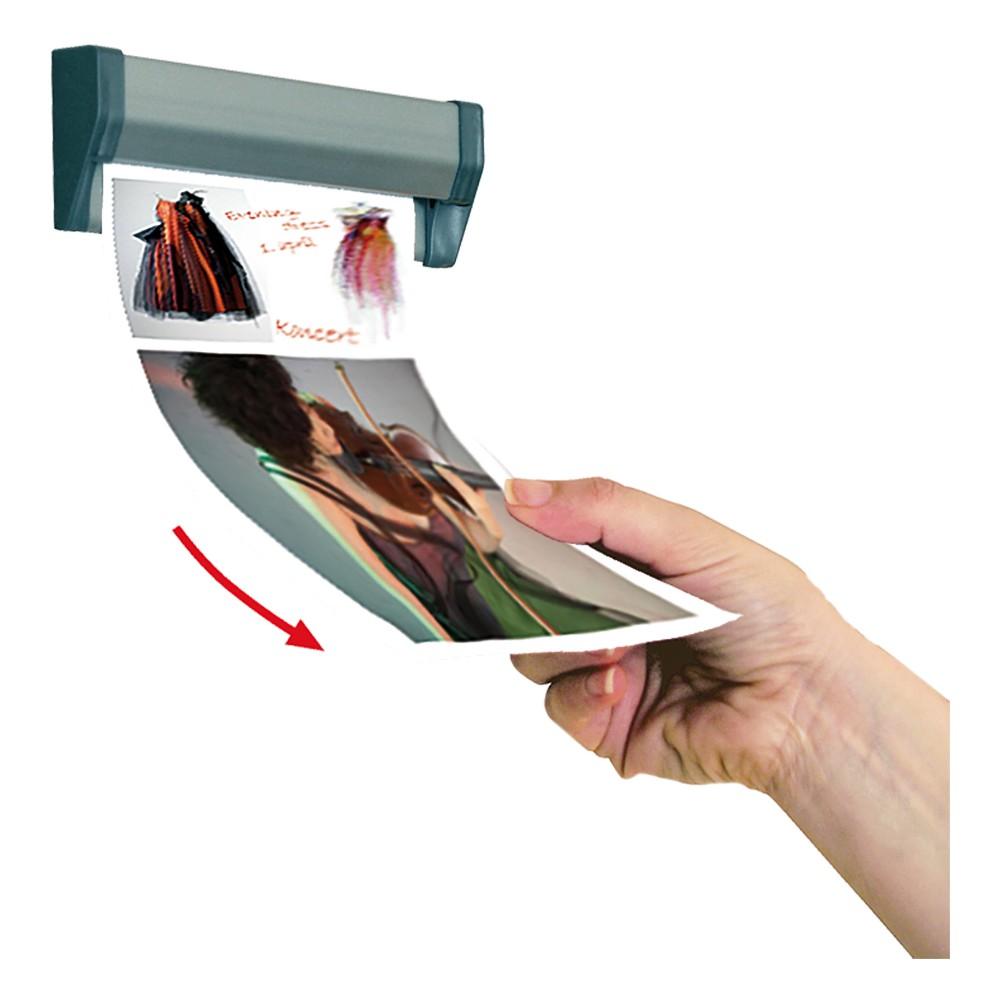 Plakatlist - så lett å ta ned et ark