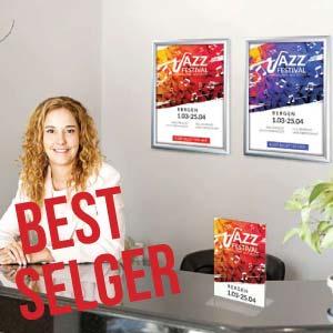 Norges mest solgte plakatramme