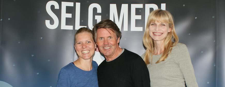 Helen, Ketil og Ingunn